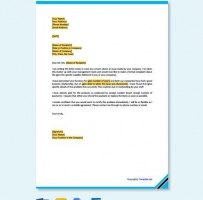 Business Complaint Letter To Supplier