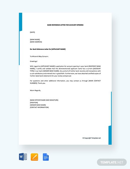 Free Cover Letter For Bank Job Template