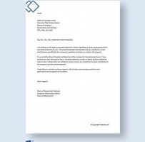 Request Letter To Company For Bonus