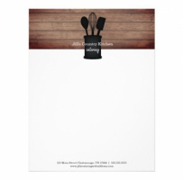 Food Catering Letterhead