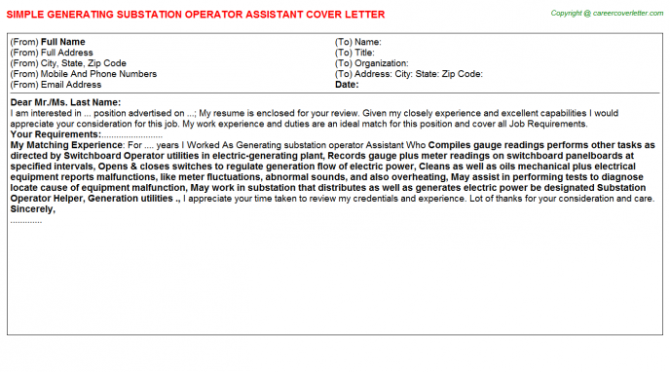Medical Examiner Assistant Cover Letters