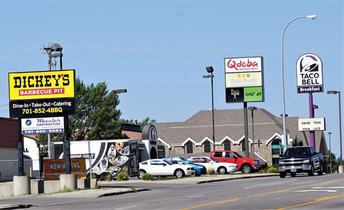 Minot Air Force Bases Policies Restrict Personnel From Bars  Dine