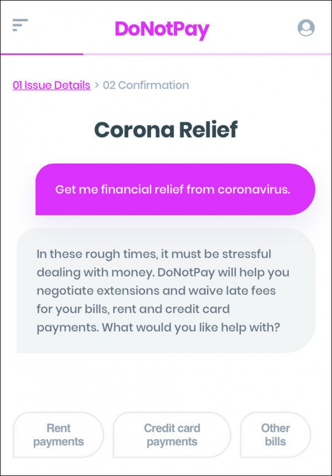 Need To Delay Your Bills During The Coronavirus Outbreak Donotpay