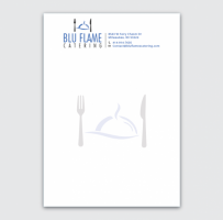 Catering Service Letterhead