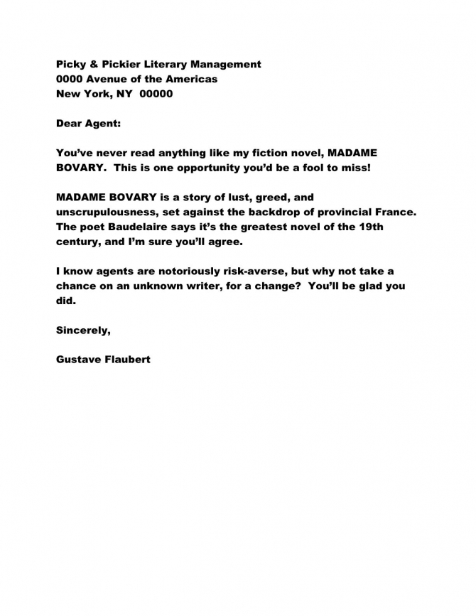 Professional Appeal Letter