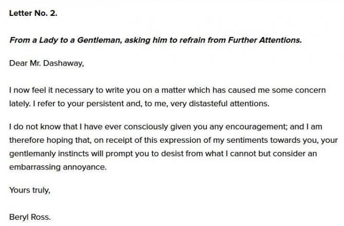 Rejection Letter  Okcupid