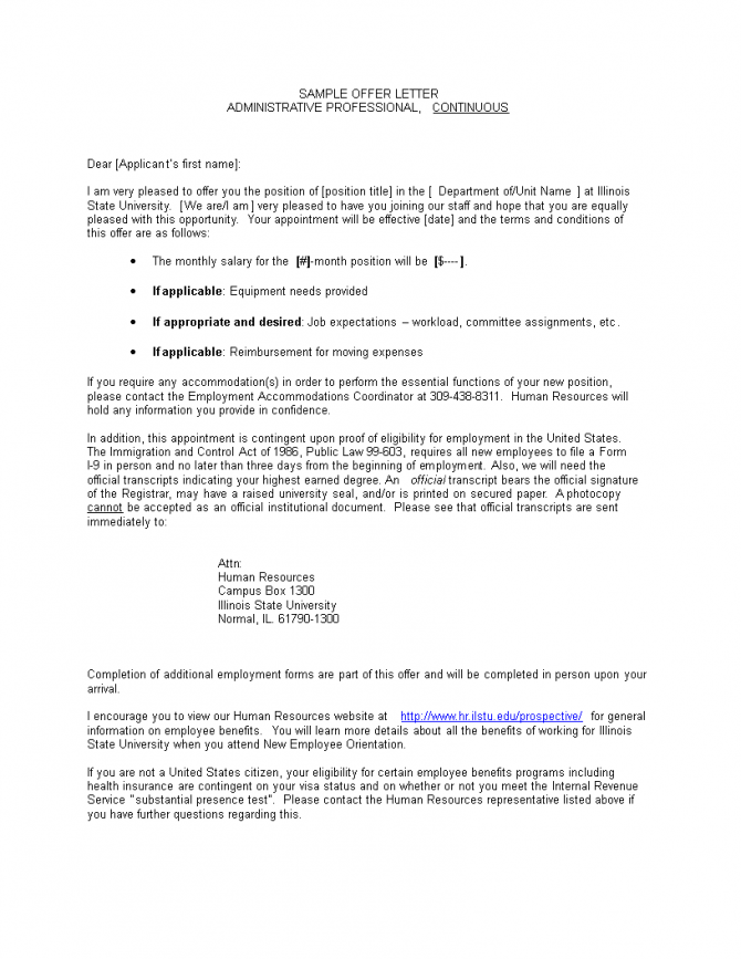 Sample Request Letter For Visa Appointment