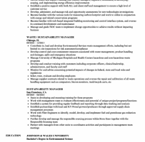 Green Building Consultant Cover Letter
