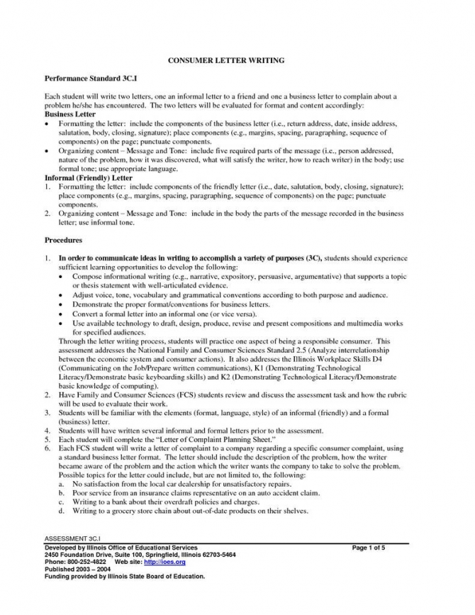 Workplace Harassment Complaint Form Template New Consumer Letter