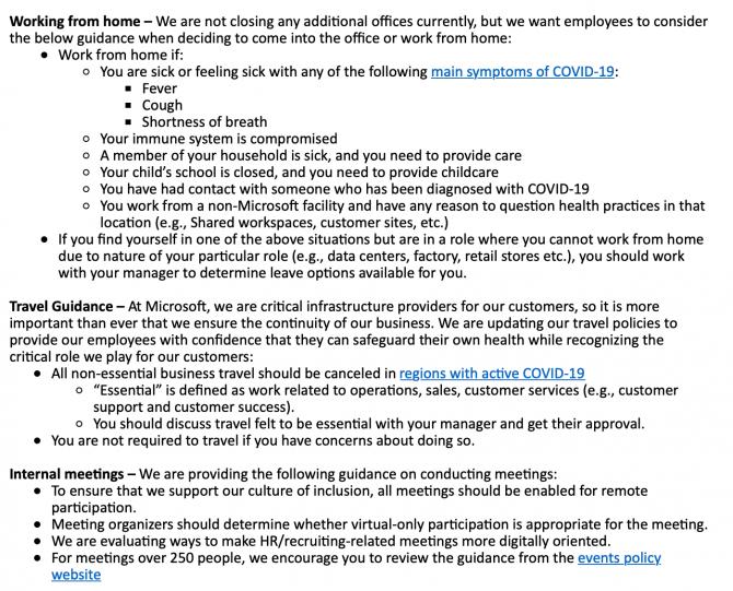Your Coronavirus Hr Response Plan  Things To Know