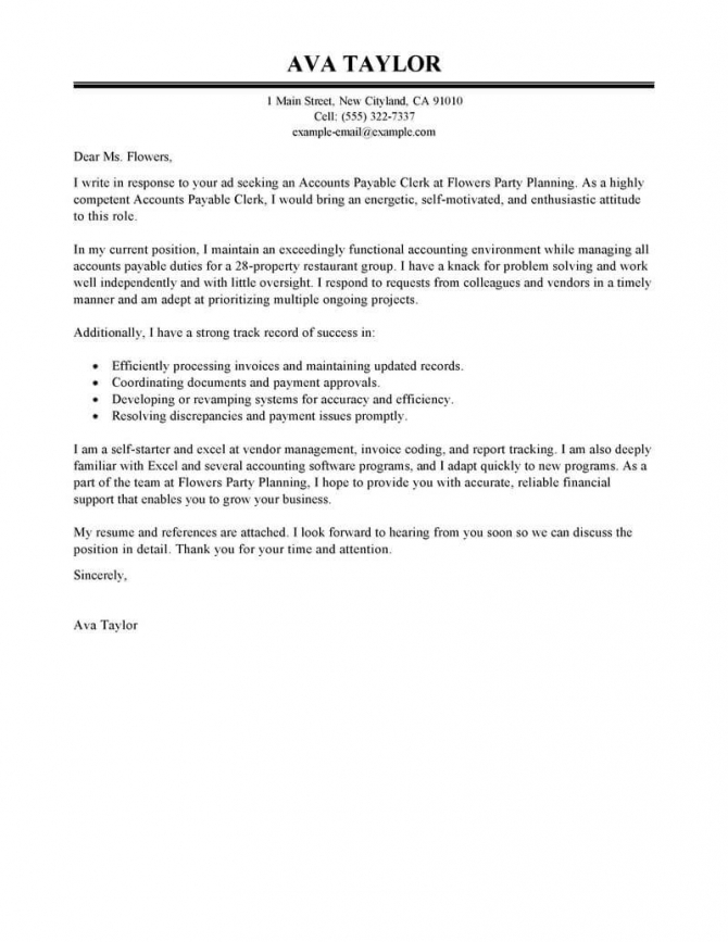 Amazing Accounting   Finance Cover Letter Examples   Templates