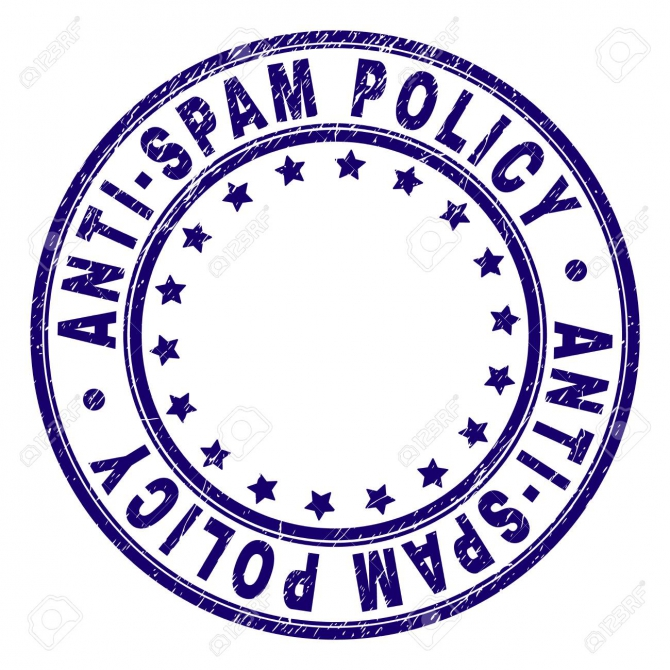 Anti-Spam Policy