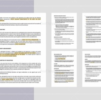 Asset Transfer And Sale Agreement
