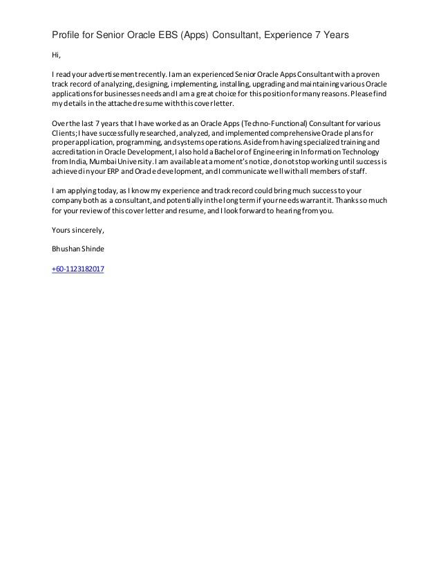 Bhushan Cover Letter