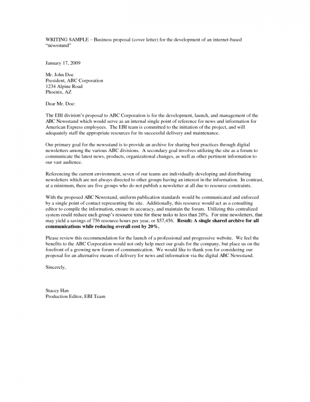Cover Letter How To Write Business Plan Cover Letter Resume