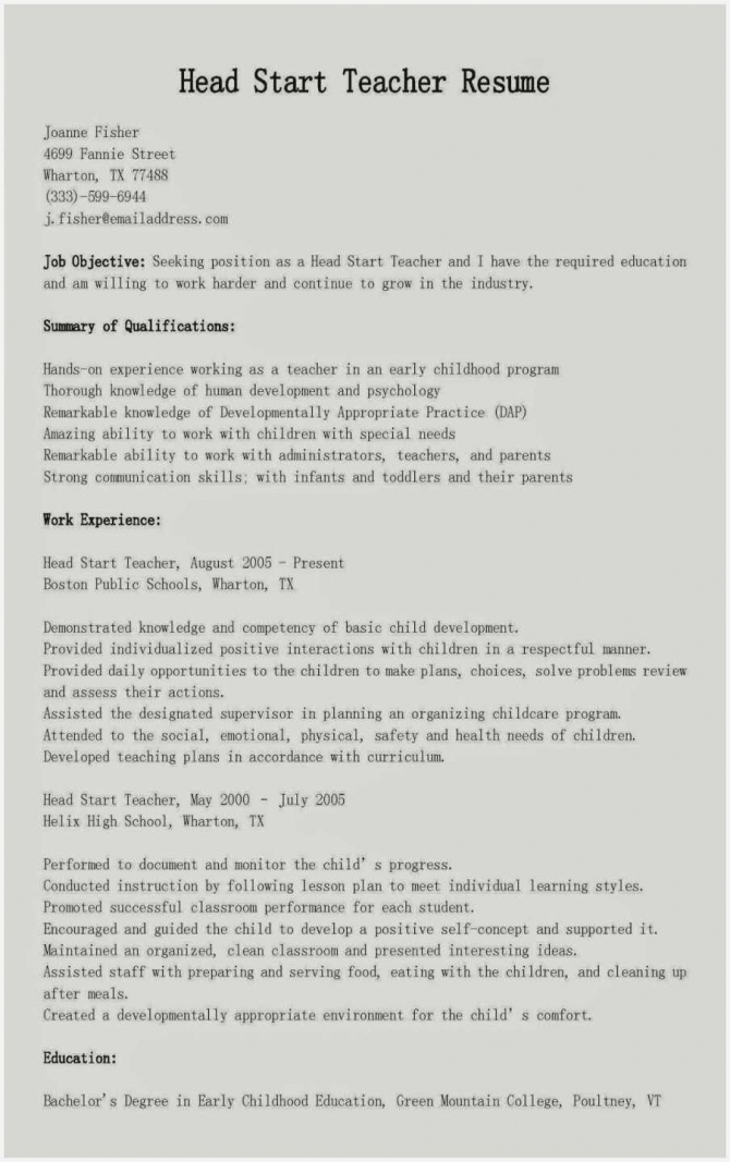 Example Social Work Cover Letter Images In