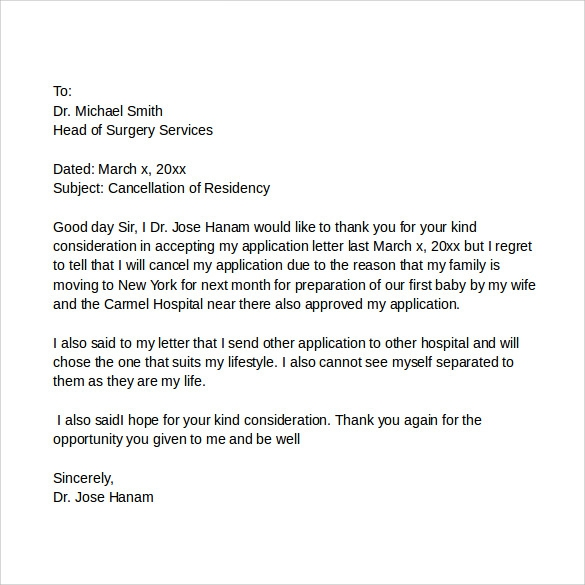 Free  Application Cover Letters In Ms Word