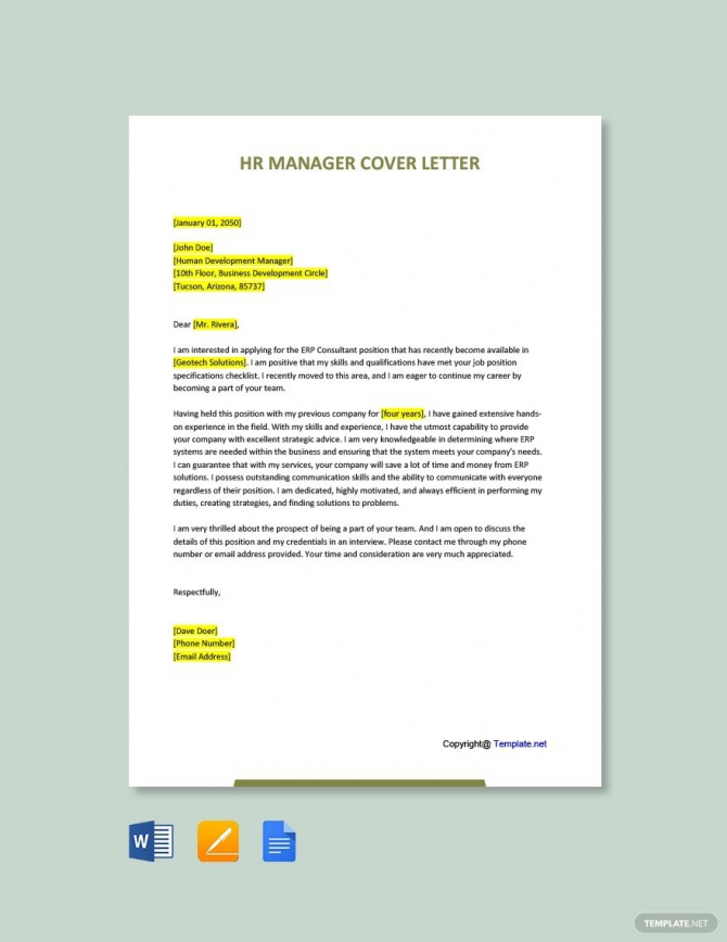 Free Data Warehouse Tester Cover Letter Template In