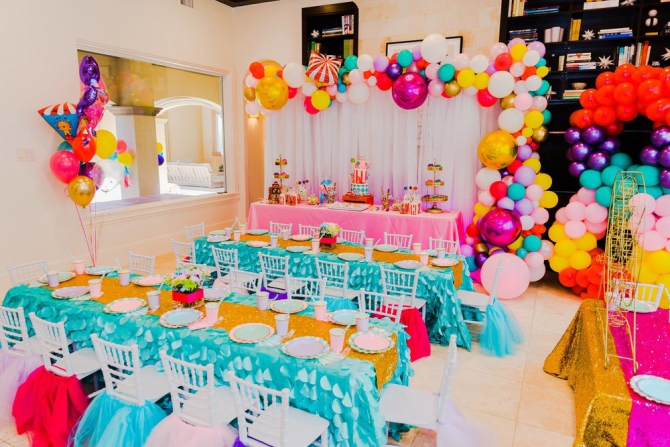 Houston Kids Birthday Party Planner For Children Parties