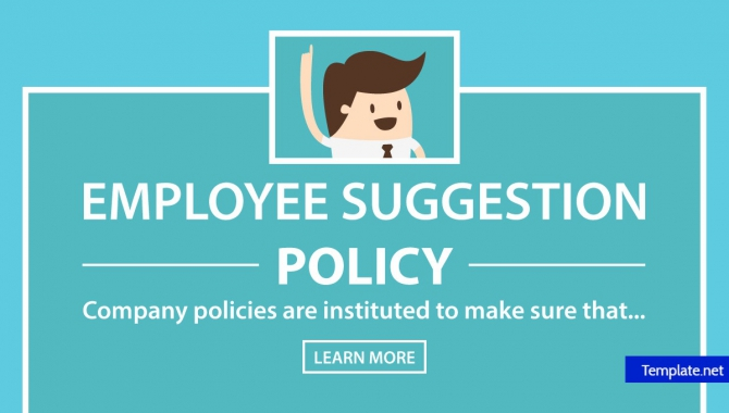 How To Make An Employee Suggestion Policy