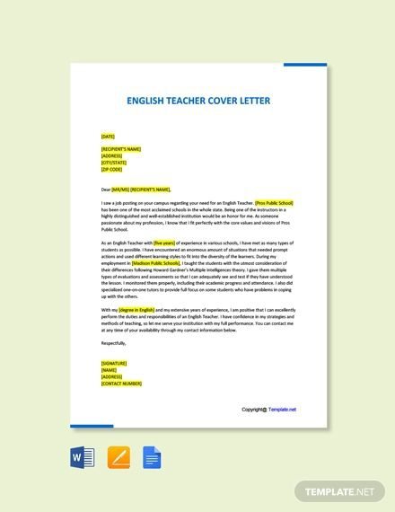 Pin On Jobs Cover Letter Template