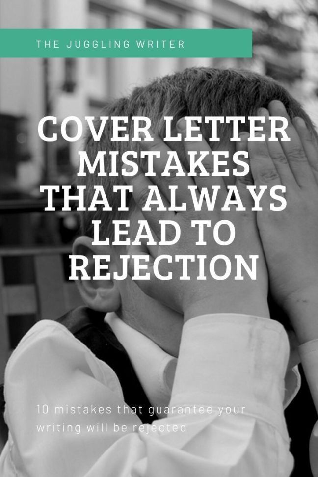Things You Should Never Say In A Cover Letter